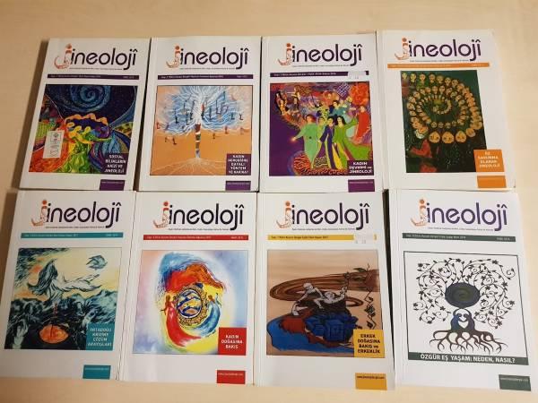 Anf Jineoloji Dergisinden Ingilizce Ozel Secki